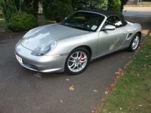 Porsche Boxster S 2003 Specification and Information